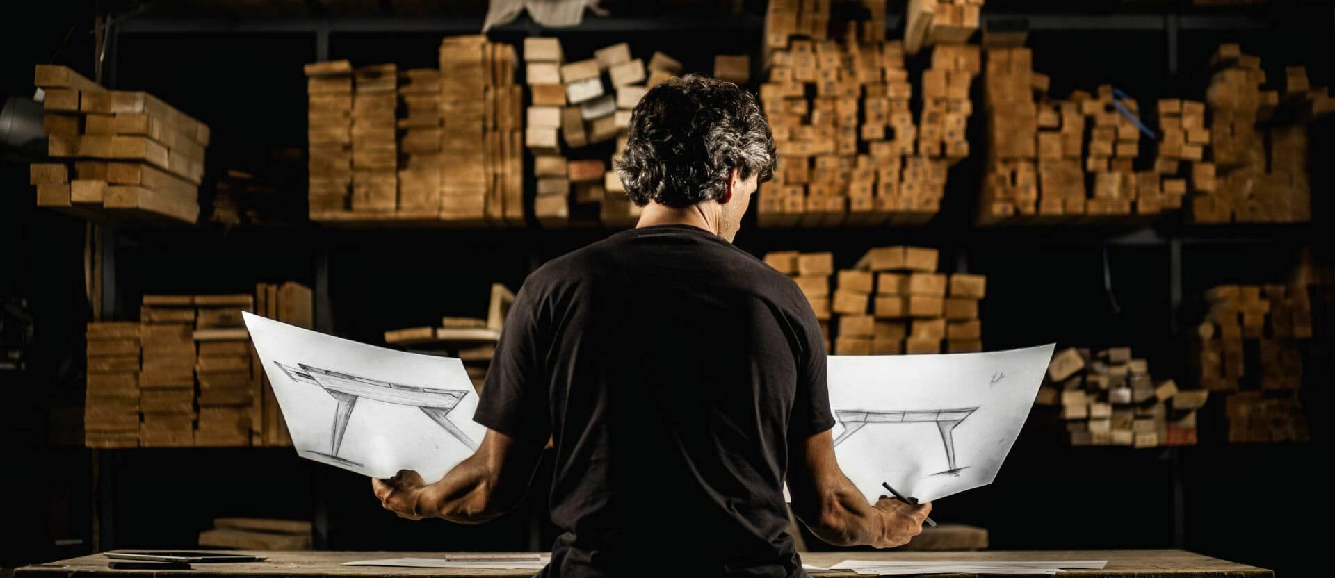 Furniture Designer - Alexandre Caldas